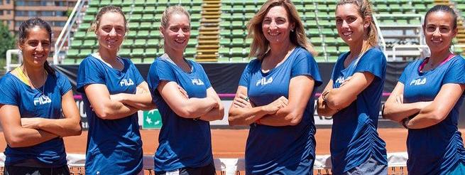 TENIS: La ex Fed Cup regresa al Córdoba Lawn Tenis en abril