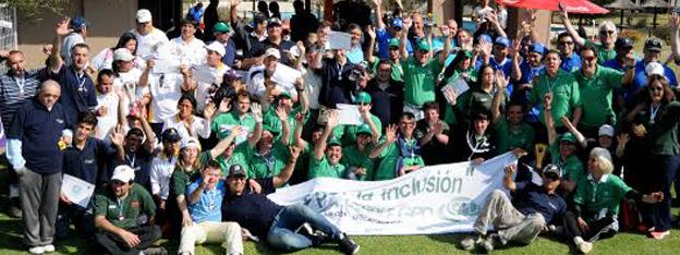 DEPORTE ADAPTADO: La FGPC abre el VI Nacional de Golf Adaptado