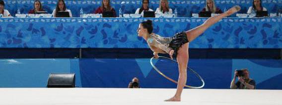 RÍTMICA: Las gimnastas argentinas apuntan al Selectivo, con la vista puesta en Cali