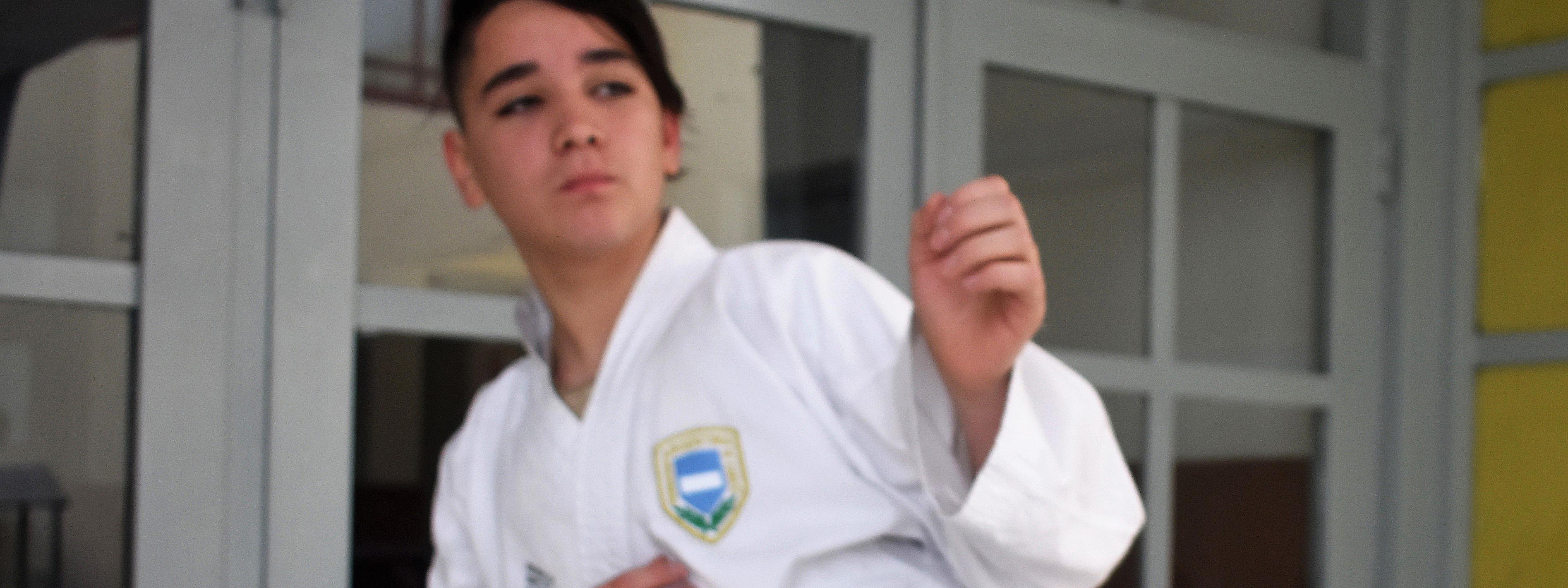 KARATE: La Goju Ryu Seigokan relució con varios oros en el Nacional FAK de Tucumán