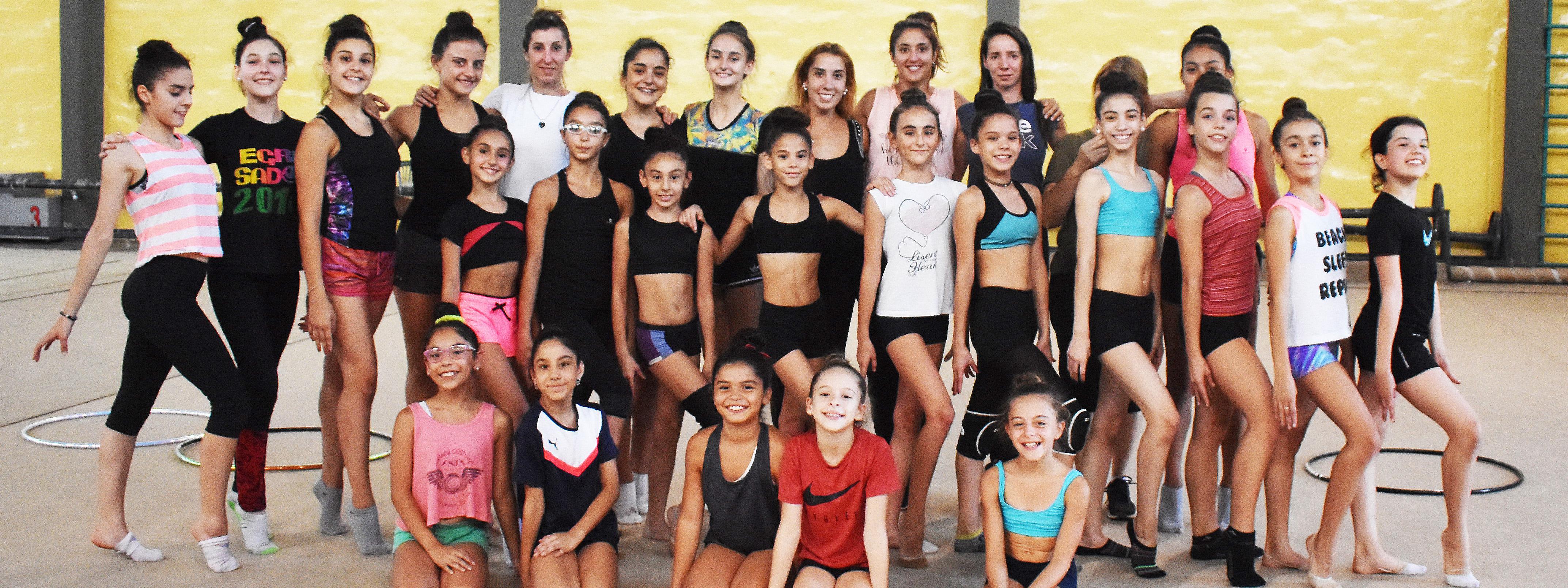 RÍTMICA: El Provincial reúne en Banco a lo mejor de la gimnasia cordobesa