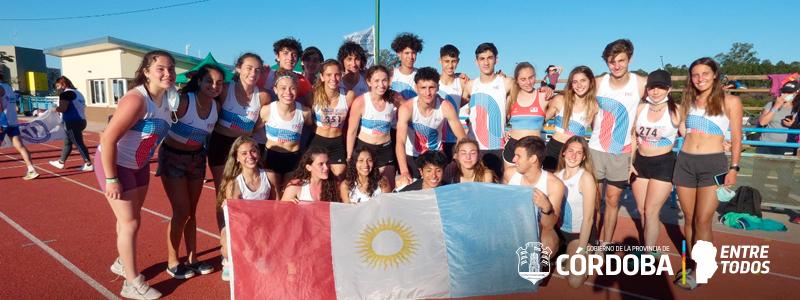 Las escuelitas de atletismo del Kempes son el futuro deportivo de Córdoba