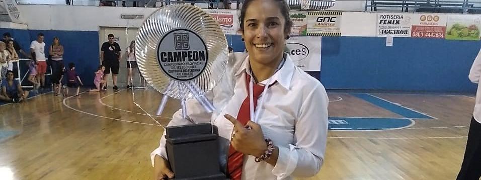 Lorena Romano, pasión y compromiso por el básquetbol