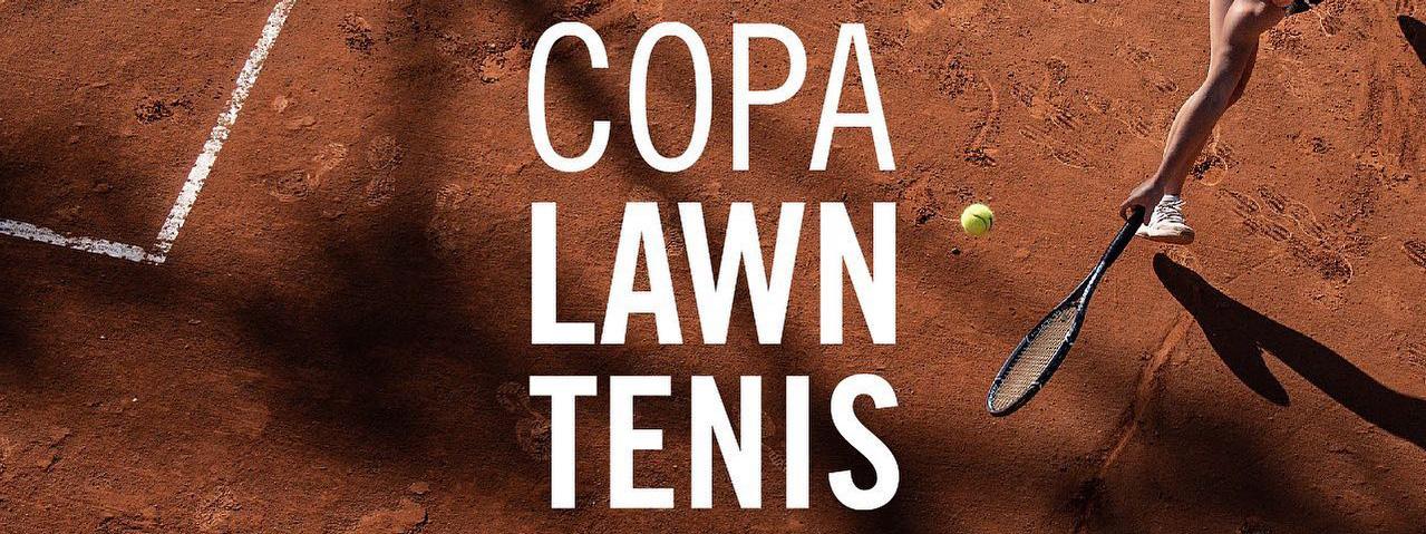 TENIS: Con la primavera, este 27/9 larga la segunda Copa Lawn Tenis