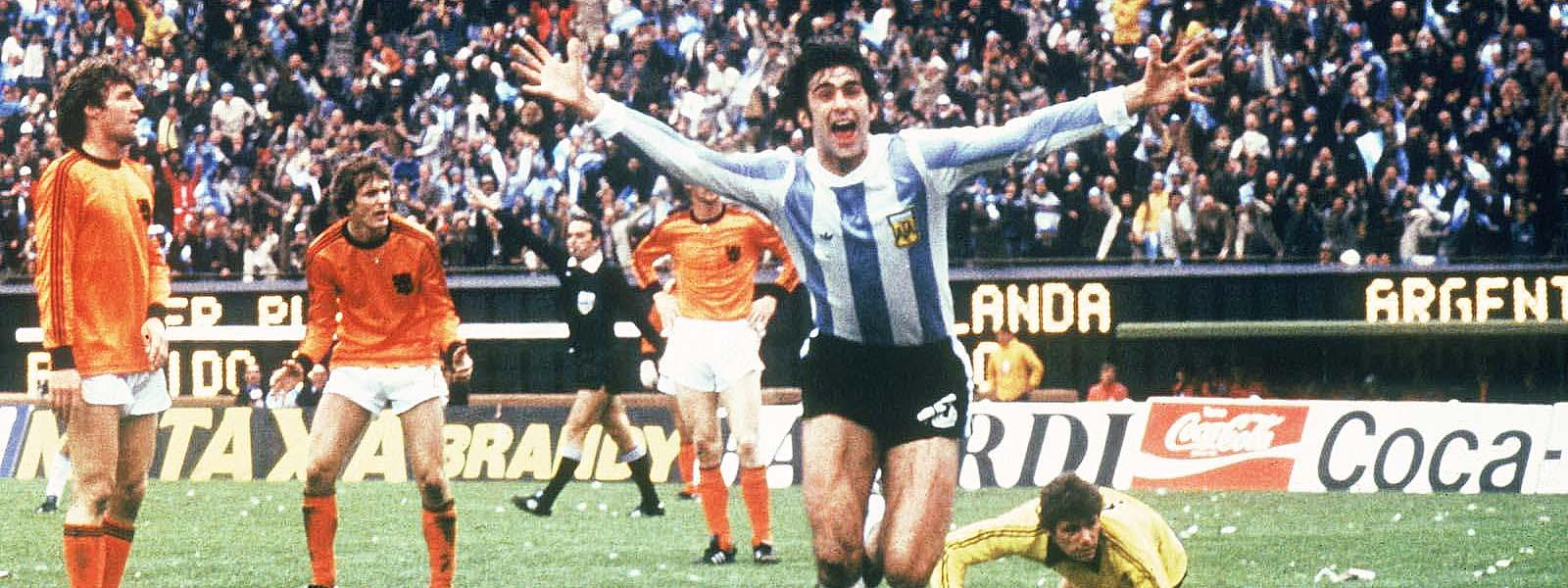FÚTBOL: ¿De dónde surgieron los argentinos finalistas de los Mundiales de FIFA?
