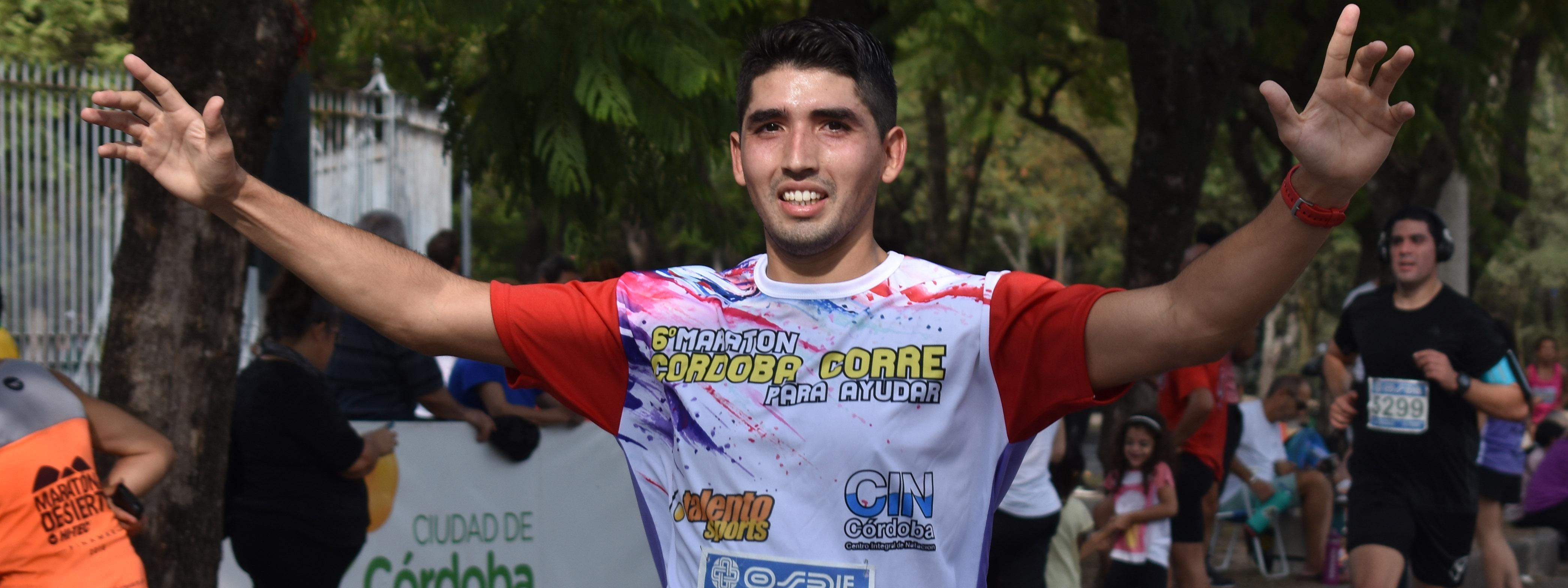 CÓRDOBA CORRE 2019: Cómo será la acreditación de la carrera del 5 de mayo en el Parque Sarmiento