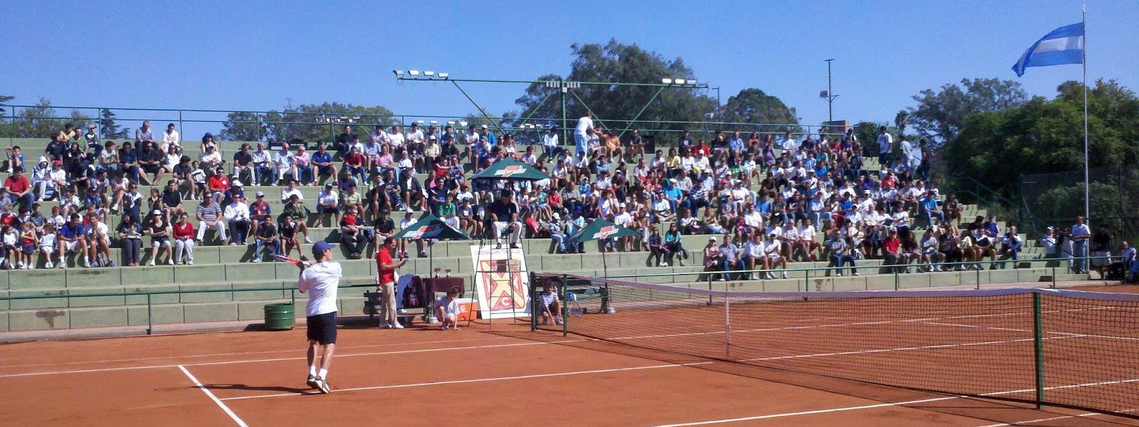 TENIS: El Córdoba Lawn Tenis, entre los cuatro clubes que organizaron más y mejores torneos internacionales en el país