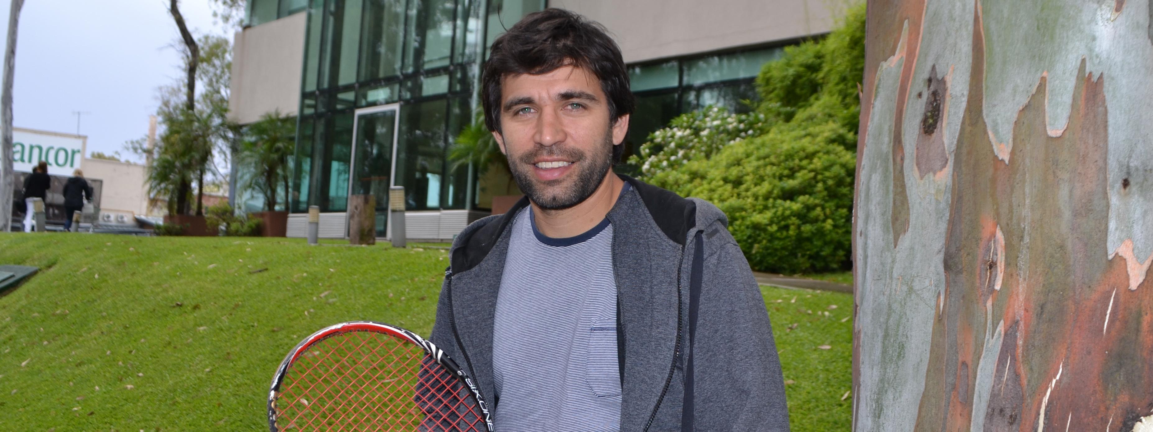 TENIS DETRÁS DE IL TEMPO: Matías Oddone, las sensaciones y experiencia de un tenista aplicadas a la formación