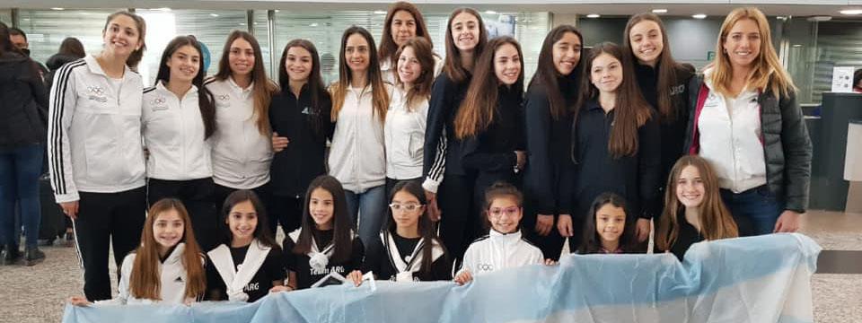 RÍTMICA: El Sudamericano de Perú espera a las gimnastas cordobesas