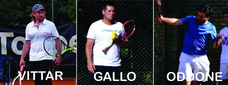 TENIS: Con Vittar-Gallo-Oddone, Córdoba tiene un centro de entrenamiento con todos los escalones para despegar