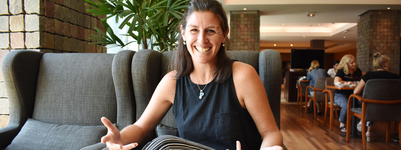 """TENIS: """"Es una reconexión con el deporte de manera amigable y saludable"""" (Alexia Malbrán, Capitana General de TVC)"""