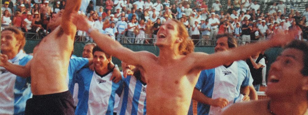 TENIS: Los grandes torneos disputados en Córdoba tuvieron de base al Lawn Tenis