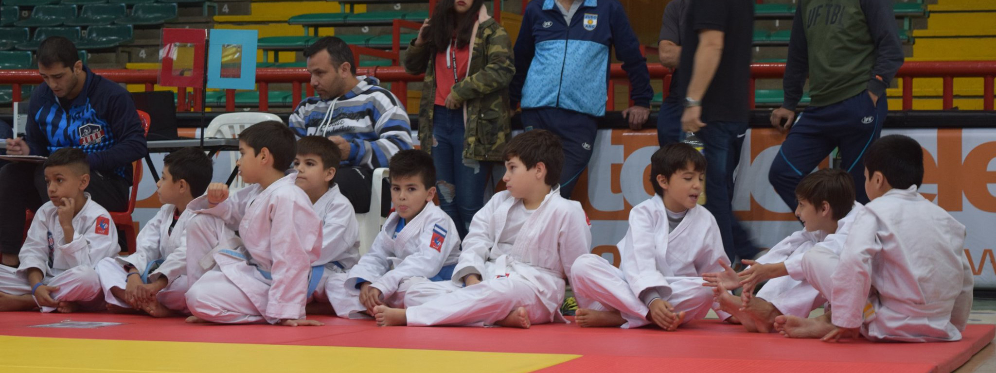 JUDO: La LIJI invita a los pequeños judocas para seguir creciendo