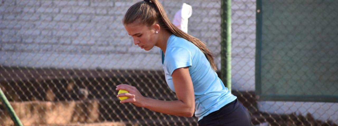 TENIS: Lo mejor del tenis femenino promocional se concentra en tres provincias
