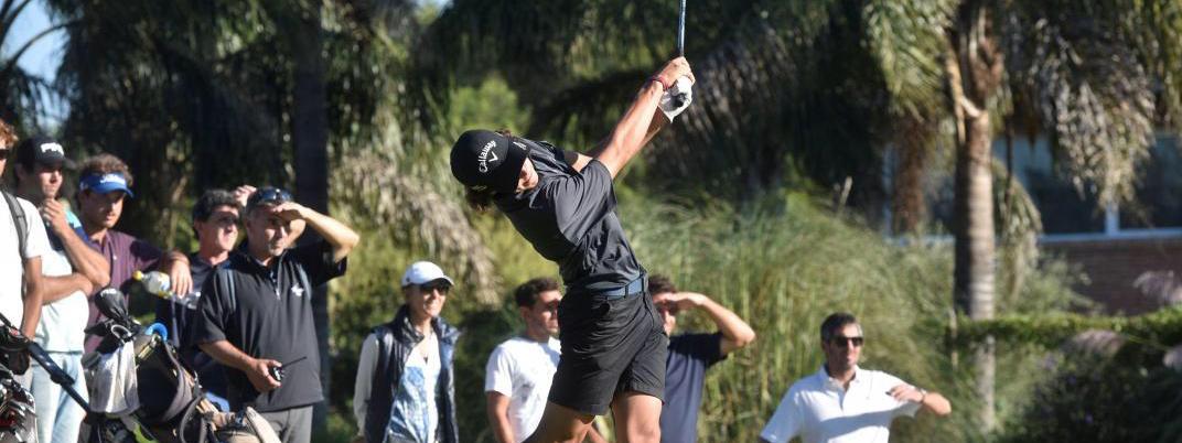 #PREMIOSPROMESA2019: Manuel Lozada, golpe a golpe, logro tras logro en el golf
