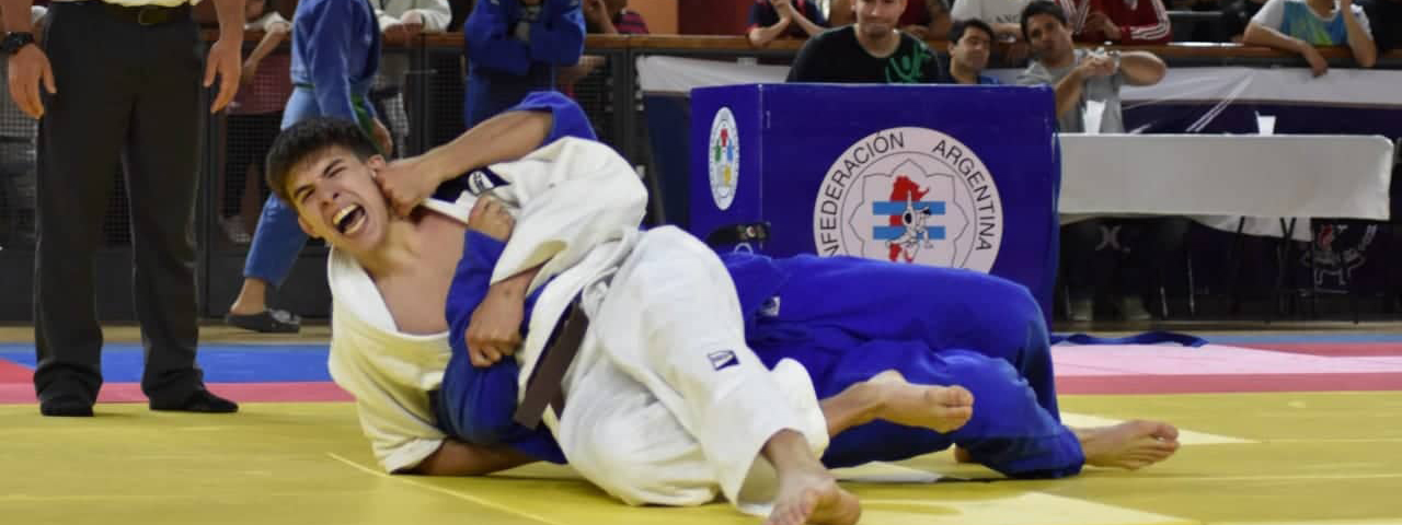 #PremiosPROMESA2019: Santiago Morales, con el judo en los genes