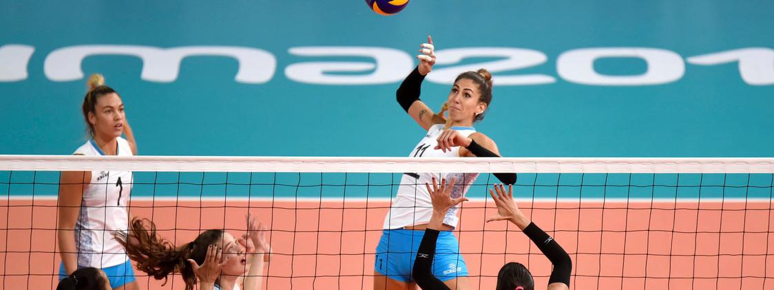 VÓLEY: Argentina, en la elite de los rankings mundiales de la FIVB