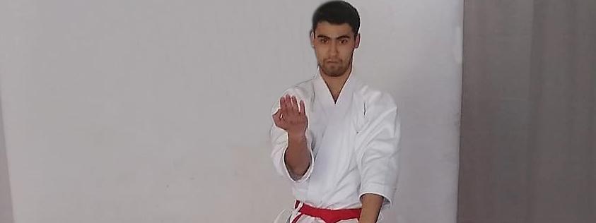 KARATE: Carlos Raúl Román logró la primera medalla online para la Seigokan