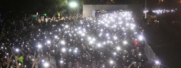 RUNNING: El 23 de marzo, la Night Run Etapa Nitro en Córdoba iluminará el Kempes