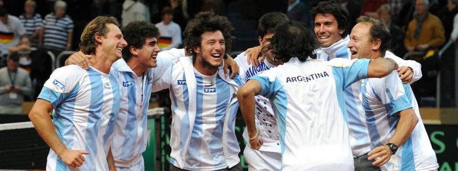 TENIS: Una referencia estadística para saber a dónde debe mirar el tenis argentino