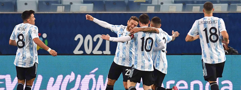 COPA AMÉRICA, Cuartos de Final: Argentina alimenta con fútbol sus ambiciones frente a Ecuador