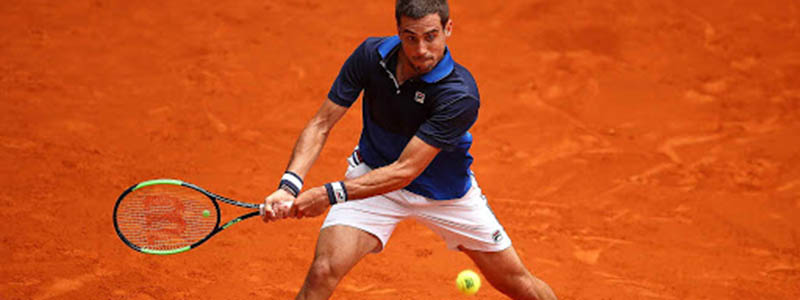 Tenis: Con una victoria, Guido Pella abrió el camino de los argentinos en Roland Garros