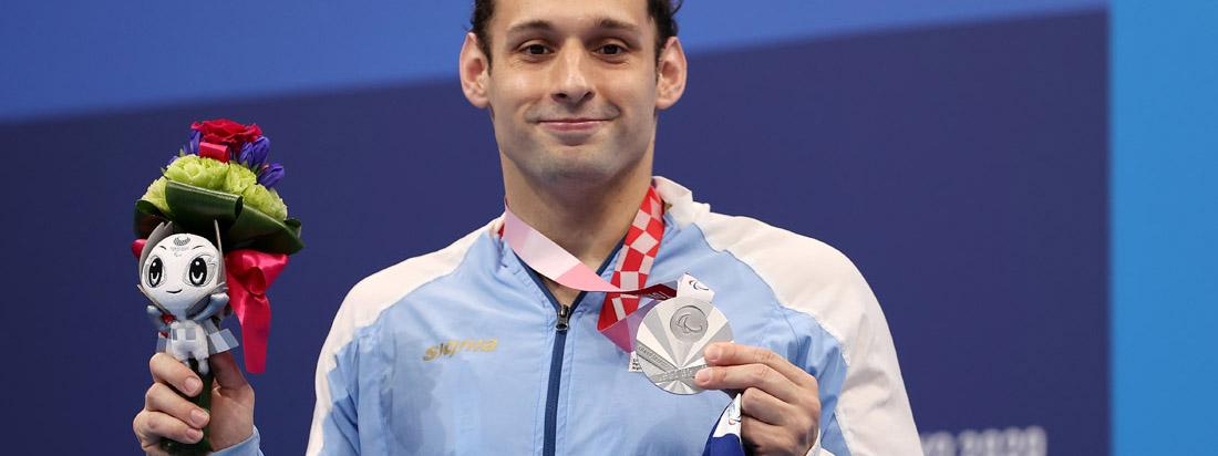 JUEGOS PARALIMPICOS DE TOKIO 2021: Con tres medallas, Argentina marcha 56 en el medallero