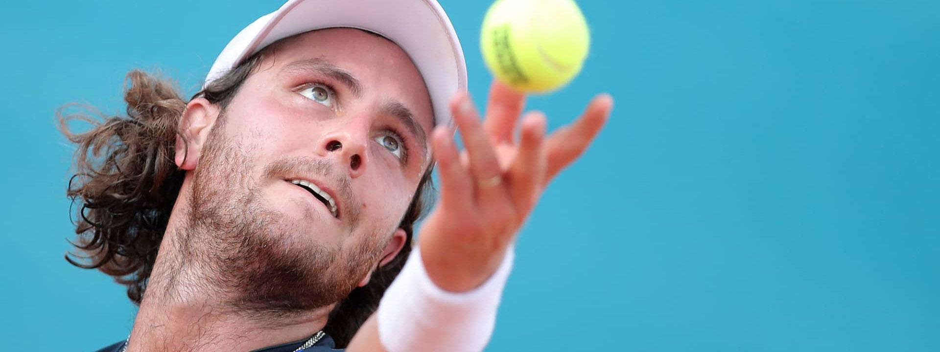 US Open: Trungelliti brilló en el pleno de victorias de los argentinos