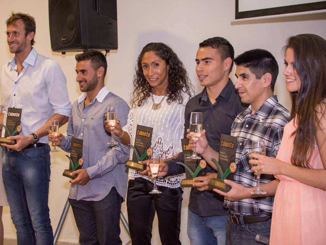 Premios TALENTO 2015