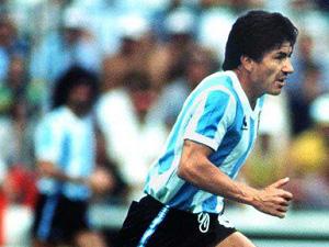 LUIS GALVÁN (Fútbol - Campeón Mundial en 1978)