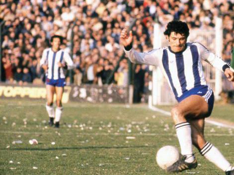 MIGUEL OVIEDO (Fútbol - Campeón Mundial en 1978)