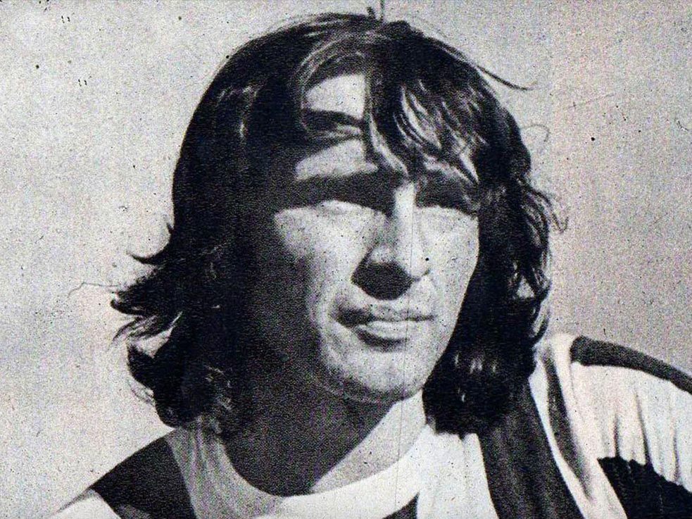 JOSE DANIEL VALENCIA (Fútbol - Campeón Mundial en 1978)